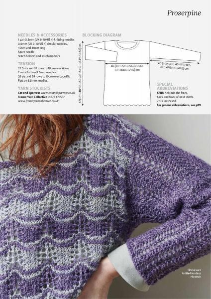 Ажурные джемпера, пуловеры и жакеты спицами к весне