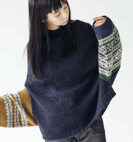 Вязание: 5 японских дизайнеров и их работы
